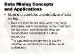 data mining concepts and applications2