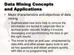 data mining concepts and applications3