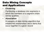 data mining concepts and applications7