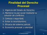 finalidad del derecho procesal1