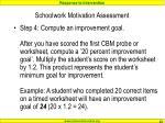 schoolwork motivation assessment4