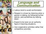 language and communication1