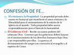 confesi n de fe5