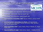 mchpa executive committee