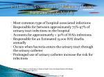 catheter associated u rinary t ract i nfection cauti
