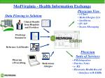 medvirginia health information exchange