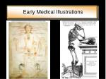 early medical illustrations