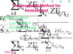 the proposed method for assessment2
