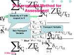 the proposed method for assessment8