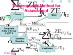 the proposed method for assessment9