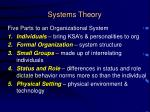 systems theory1