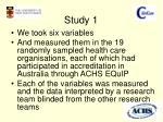 study 12