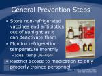 general prevention steps5
