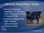 general prevention steps6