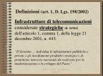 definizioni art 1 d lgs 198 2002