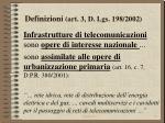definizioni art 3 d lgs 198 2002