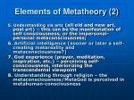 elements of metatheory 2