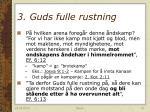 3 guds fulle rustning1