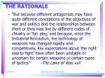 the rationale1