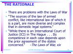 the rationale4