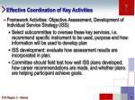 effective coordination of key activities2