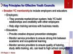 key principles for effective youth councils3