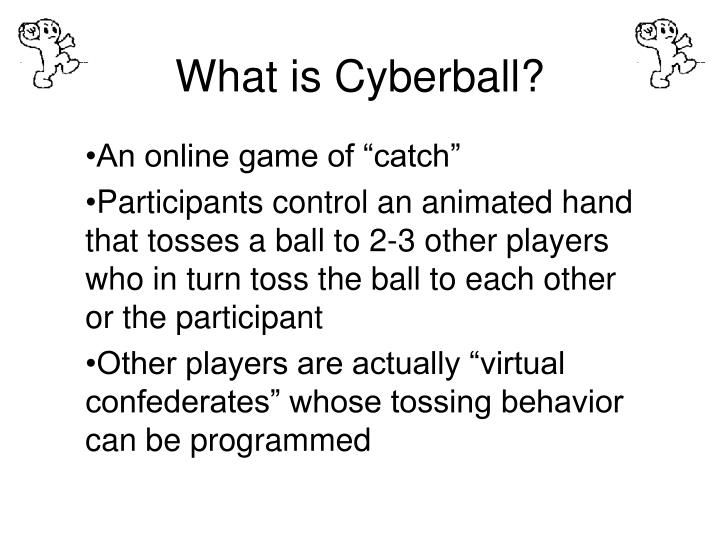 What is cyberball