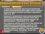 bounding surfaces their definition5