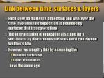 link between time surfaces layers2