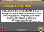 sequence boundary sb1
