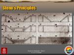 steno s principles