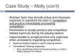 case study molly con t1