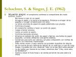 schachter s singer j e 19627