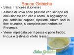 sauce gribiche