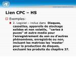 lien cpc hs2