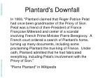 plantard s downfall