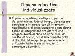 il piano educativo individualizzato1