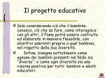 il progetto educativo3