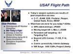 usaf flight path1