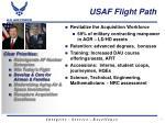 usaf flight path2
