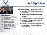 usaf flight path4