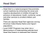 head start1