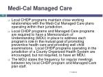 medi cal managed care2