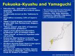 fukuoka kyushu and yamaguchi