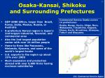 osaka kansai shikoku and surrounding prefectures