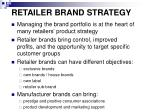 retailer brand strategy