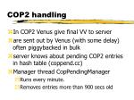 cop2 handling