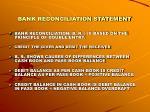 bank reconciliation statement1