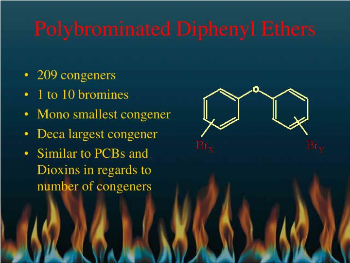 polybrominated diphenyl ethers essay