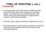 types of pointing ctd10